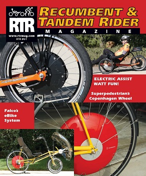 RTR Issue 61 Cover
