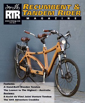 RTR Issue 62 Cover