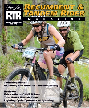 RTR Issue 70 Cover