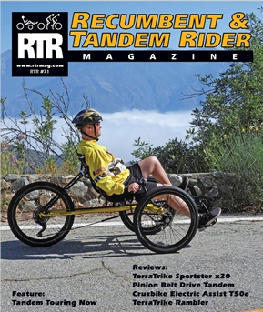 RTR Issue 71 Cover